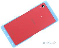 Задняя часть корпуса (крышка аккумулятора) Sony E2303 Xperia M4 Aqua / E2306 Xperia M4 Aqua / E2312 Xperia M4 Aqua / E2333 Xperia M4 Aqua Coral