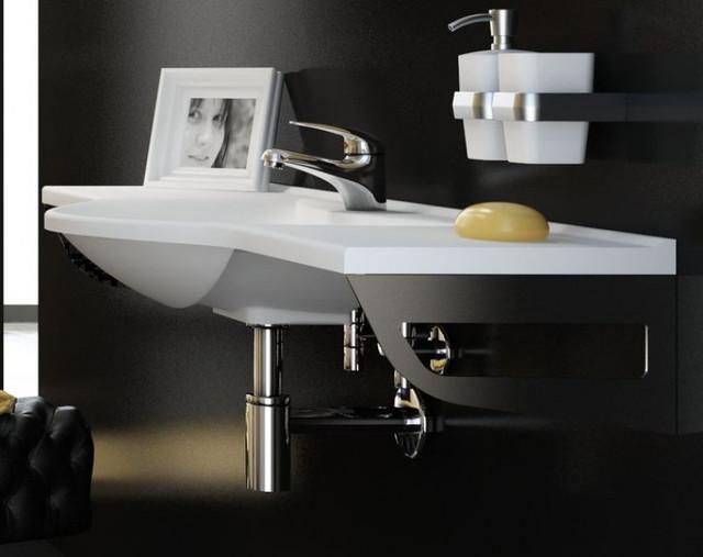 Сифони для ванни і умивальника