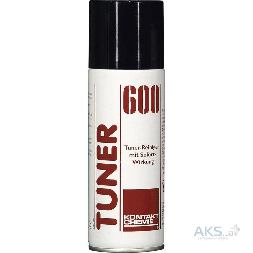 Чистящее средств TUNER 600 для высококачественного электронного оборудования 200мл Kontakt Chemie