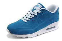 Кроссовки Nike Air Max 90 VT Blue White. кроссовки найк хаки. кроссовки найк аир макс, кроссовки nike
