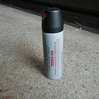 Газовый баллончик Терен 4м спецназовский, для самообороны