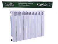 """Радиатор алюминиевый для отопления """"SantehRai"""" 500/96"""