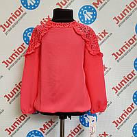 Подростковая модная блузка на девочку ИТАЛИЯ