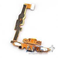 Шлейф для LG E450 / E451G / E460 Optimus L5 в комплекте разъем зарядки и микрофон