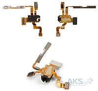 Шлейф для LG E615 Optimus L5 с кнопками регулировки громкости, микрофоном, разъемом гарнитуры и датчиком приближения Original