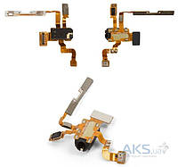 Шлейф для LG E615 Optimus L5 с кнопками регулировки громкости, микрофоном, разъемом гарнитуры и датчиком приближения