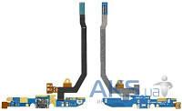 Шлейф для LG P880 Optimus 4X HD с разъемом зарядки и микрофоном