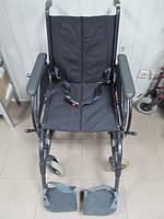 Инвалидная коляска для людей с ограниченными возможностями  Sunrise  ширина сидения 44 см. из Европы