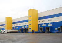 Строительство терминалов по приемки отгрузки товаров