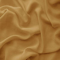 Ткань шифон - цвет бежевый