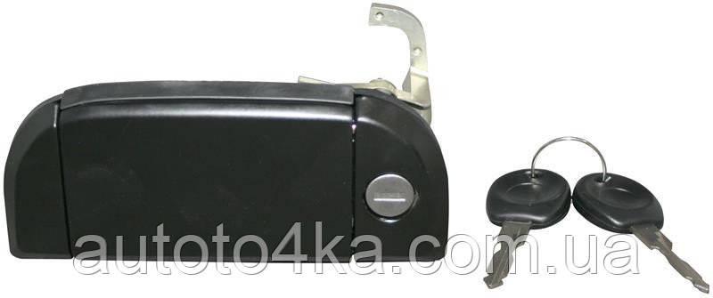 Ручка двери передней наружная левая JP Group 1187102170
