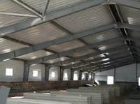 Строим сельскохозяйственные здания из сборного железобетона