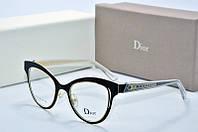 Оправа Dior черная, фото 1