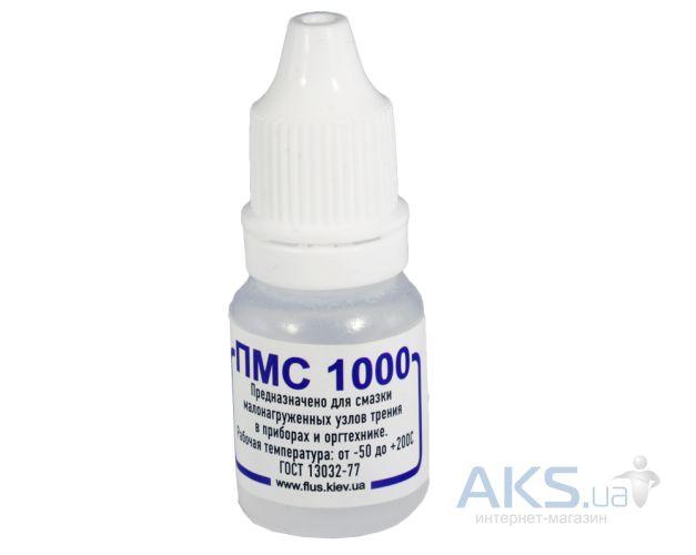 Силиконовая смазка ПМС 1000 термоустойчивая (-50 до +200С°) 20мл (PRC)