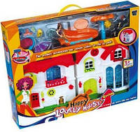 Кукольный домик с аксессуарами 1134, фото 1