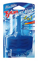 Tytan Туалетний ароматизатор BLUE WATER 4 в 1