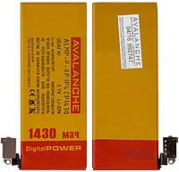 Аккумулятор Apple iPhone 4 / ALMP-P-AP.iP4CP1430 (1430 mAh) Avalanche
