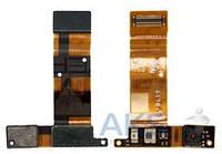 Шлейф для Sony C5302 M35h Xperia SP / C5303 M35i Xperia SP с камерой и датчиком приближения