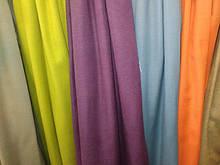 Однотонна тканина панама Піско, Іспанія, бавовна 60 %