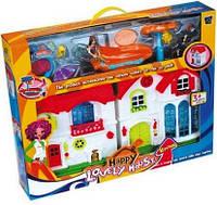 Кукольный домик с аксессуарами 1134