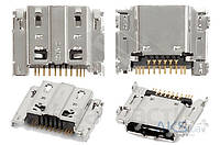 (Коннектор) Aksline Разъем зарядки I9260 Galaxy Premier
