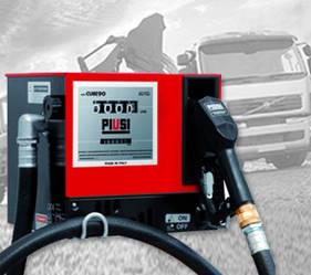 Мини топливо- Заправочные колонки PIUSI