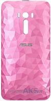 Задняя часть корпуса (крышка аккумулятора) Asus ZenFone Selfie Crystal (ZD551KL) Original Pink