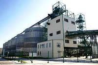 Строительство комплекса по переработки, сушки и сортировки зерна