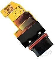 Шлейф для Sony F8131 / F8132 Xperia X Performance с разъемом зарядки Original