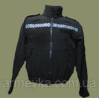 Полицейская ветро/влагостойкая куртка softshell (софтшел) Metropolitain Police. Великобритания, оригинал.