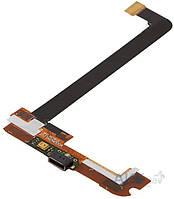 Шлейф для Xiaomi Mi2 / Mi2S / Mi2A с коннектором зарядки и микрофоном Original