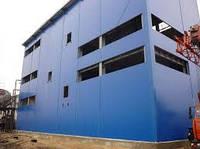 Строительство частных и промышленных зданий