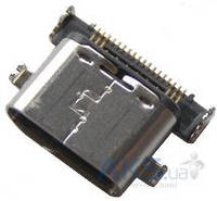 (Коннектор) Aksline Разъем зарядки LG Google Nexus 5X H791 USB type - C Original