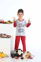 Детский  трикотажный комплект, пижама sexen