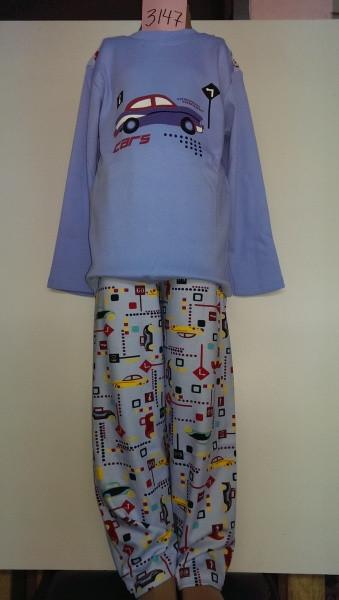Детский  трикотажный комплект, пижама