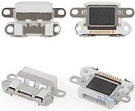 (Коннектор) Aksline Разъем зарядки Apple iPhone 6S Plus White