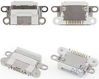 (Коннектор) Aksline Разъем зарядки Apple iPhone 6S Black