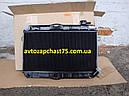 Радиатор ваз 2121, Нива медный, 2-х рядный (производитель Оренбургский радиатор, Россия), фото 4