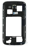 Средняя часть корпуса Samsung i9080 / i9082 Galaxy Grand Duos Black