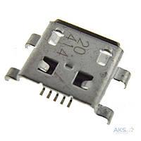(Коннектор) Aksline Разъем зарядки Huawei Ascend Y510 / Y511 / Y511-U30