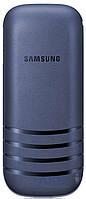 Задняя часть корпуса (крышка аккумулятора) Samsung E1202i Duos Original Indigo Blue