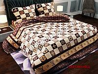 """Ткань для постельного белья Бязь """"Gold"""" GL158 (50м)"""