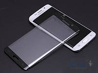 Защитное стекло Tempered Glass 3D Full Cover Samsung G935 Galaxy S7 Edge Black