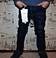 Джинсовые брюки для мальчика 98-128