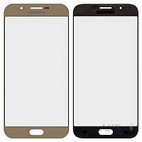 Стекло для Samsung Galaxy A8 A800F Dual Original Gold