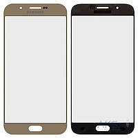 Стекло для Samsung Galaxy A8 A800F Dual Gold