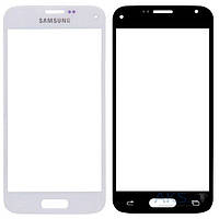 Стекло для Samsung Galaxy S5 G800H Mini White