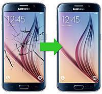 Aksline Замена стекла на Samsung Galaxy S6  G920F (в стоимость услуги входит стоимость стекла)