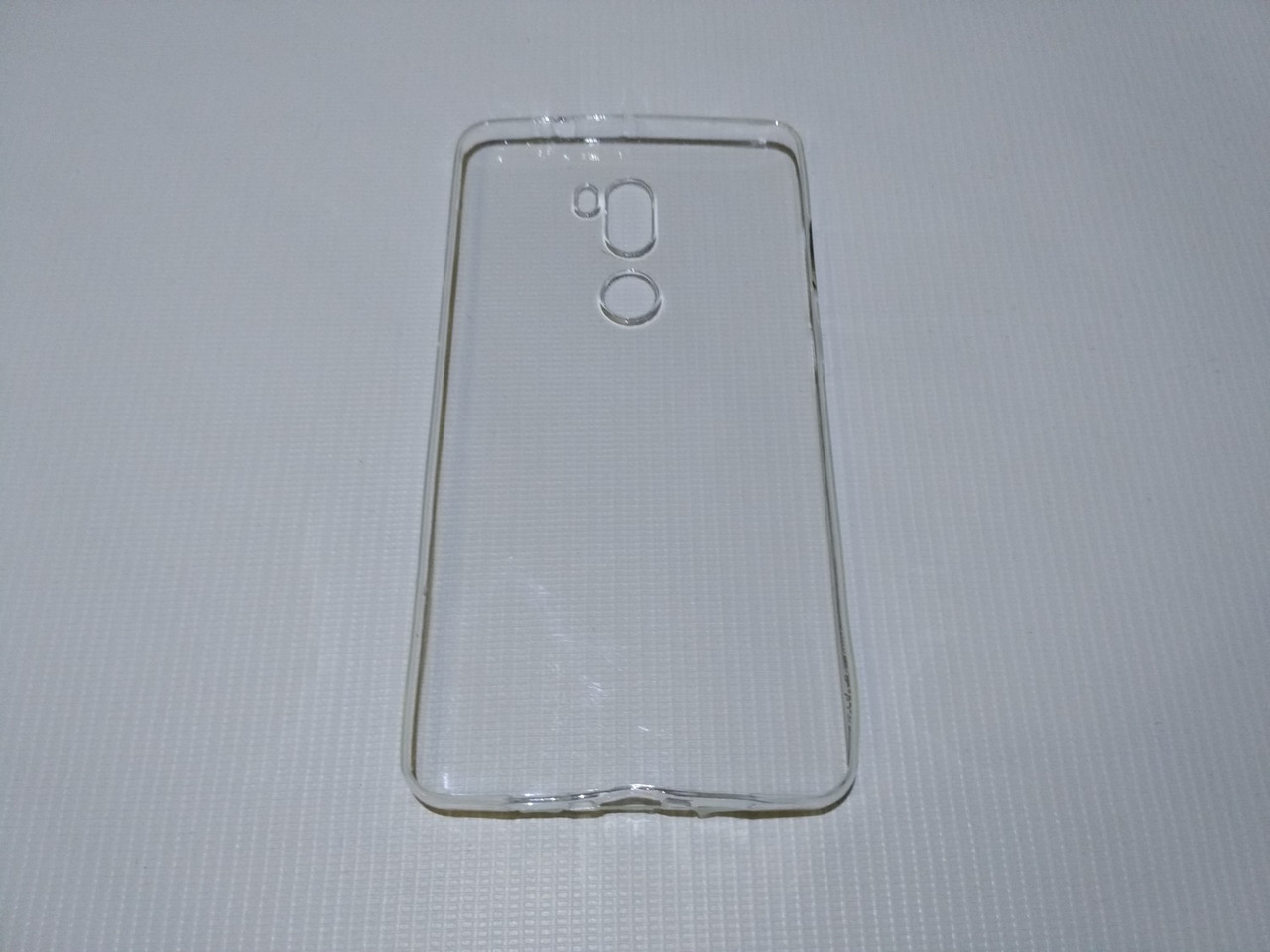 Ультратонкий силиконовый чехол для Xiaomi Mi5s Plus