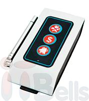 Кнопка вызова персонала серая ITBells-307